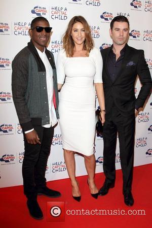 Labrinth aka Timothy McKenzie, Lisa Snowdon and Dave Berry Capital Rocks event at The Roundhouse - Arrivals London, England -...