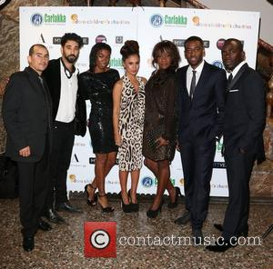 Ray Panthaki, Preeya Kalidas, Wiley, Kojo Annan and guests Carlakka launch dinner, held at the Chiswick Town Hall - Arrivals...