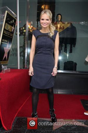 Kristin Chenoweth's Tour Memorabilia Ruined By Superstorm Sandy