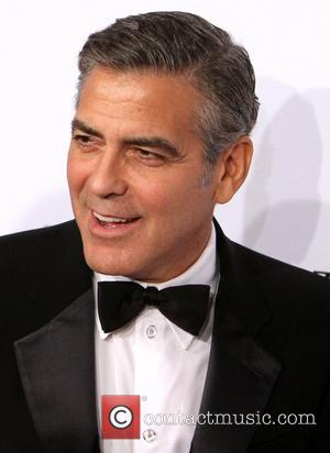 George Clooney Honoured For Charity Work