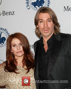 Chaz Dean, and Joanne Ferra   26th Anniversary Carousel Of Hope Ball - Presented By Mercedes-Benz - Arrivals Los...