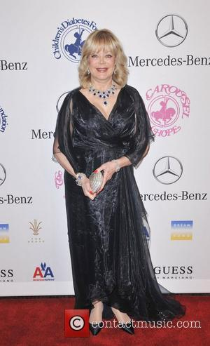 Candy Spelling  26th Anniversary Carousel Of Hope Ball - Presented By Mercedes-Benz - Arrivals Los Angeles, California - 20.10.12