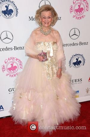 Barbara Davis 26th Anniversary Carousel Of Hope Ball - Presented By Mercedes-Benz - Arrivals Los Angeles, California - 20.10.12