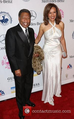 Billy Davis Jr and Marilyn Mccoo