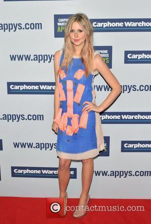 Diana Vickers The Carphone Warehouse Appy Awards held at the Battersea Power Station - Arrivals. London, England - 25.04.12