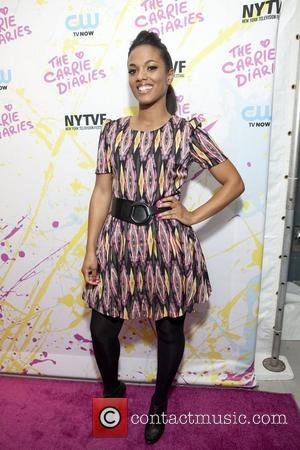 Freema Agyeman The Carrie Diaries Premier held at the SVA Theatre Chelsea New York City, USA - 22.10.12