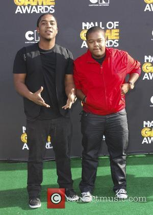 Chris Massey, Kyle Massey  The 2012 Cartoon Network Hall of Game Awards - Arrivals Los Angeles, California - 18.02.12
