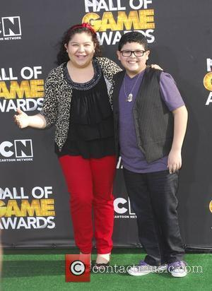 Rico Rodriguez, Renee Rodriguez  The 2012 Cartoon Network Hall of Game Awards - Arrivals Los Angeles, California - 18.02.12