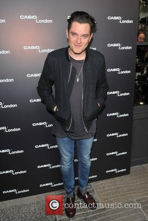 Mathew Horne Casio - pop-up store launch party at Covent Garden - Arrivals. London, England - 18.04.12