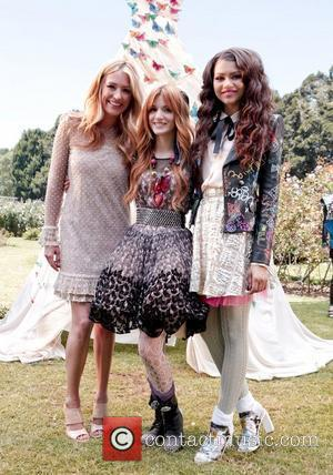 Bella Thorne, Zendaya Coleman and Cat Deeley  SHAKE IT UP - Disney Channel will present the world premiere of...