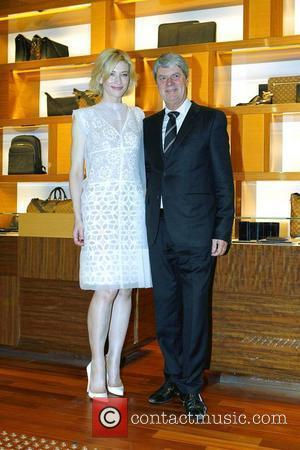 Cate Blanchett, Louis Vuitton