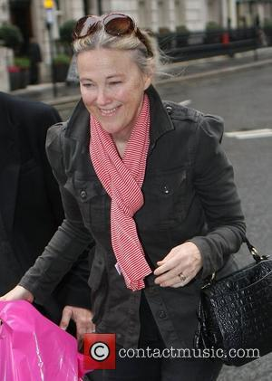 Catherine O'Hara out and about in London London, England - 08.10.12