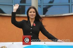Catherine Zeta-jones Donates To Fund For Missing Welsh Girl