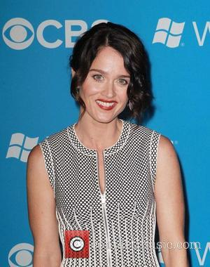 Robin Tunney   CBS 2012 Fall Premiere Party, held at Greystone Manor  West Hollywood, California - 18.09.12