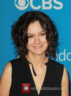 Sara Gilbert   CBS 2012 Fall Premiere Party, held at Greystone Manor  West Hollywood, California - 18.09.12