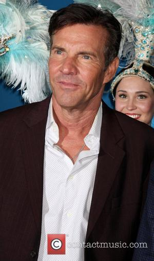Dennis Quaid,  at the CBS 2012 Fall Premiere Party at Greystone Manor - Arrivals Los Angeles, California - 18.09.12