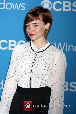 Renee Felice Smith,  at the CBS 2012 Fall Premiere Party at Greystone Manor - Arrivals Los Angeles, California -...