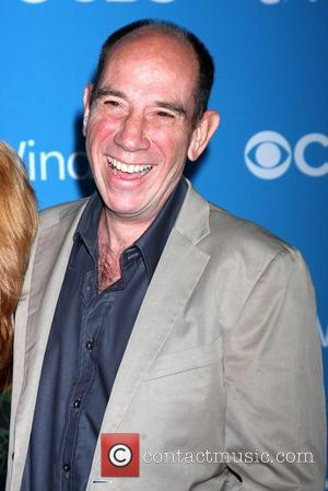 Miguel Ferrer CBS 2012 Fall Premiere Party, held at Greystone Manor West Hollywood, California - 18.09.12