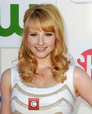 Melissa Rauch CBS Showtime's CW Summer 2012 Press Tour at the Beverly Hilton Hotel - Arrivals Los Angeles, California -...