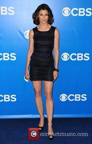 Bridget Moynahan 2012 CBS Upfronts at The Tent at Lincoln Center New York City, USA - 16.05.12