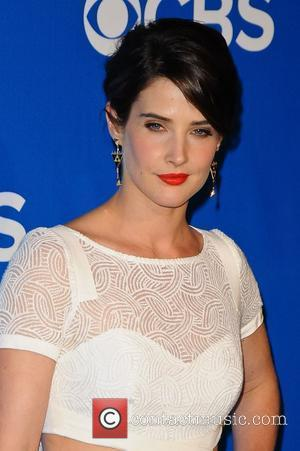 Cobie Smulders 2012 CBS Upfronts at The Tent at Lincoln Center New York City, USA - 16.05.12