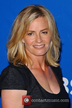 Elizabeth Shue 2012 CBS Upfronts at The Tent at Lincoln Center New York City, USA - 16.05.12