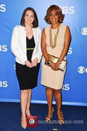 Erica Hill and Gayle King