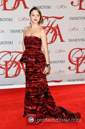 Devon Aoki  2012 CFDA Fashion Awards held at Alice Tully Hall  New York City, USA - 04.06.12