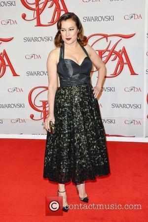Jennifer Tilly and Cfda Fashion Awards