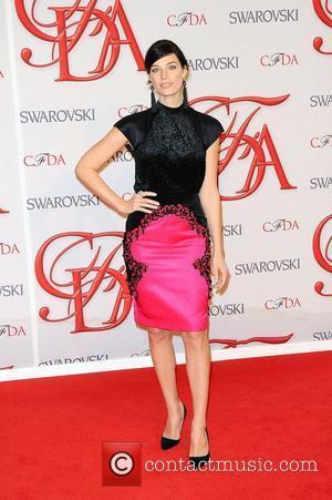 Jessica Pare and Cfda Fashion Awards