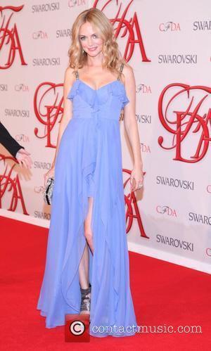 Heather Graham and Cfda Fashion Awards