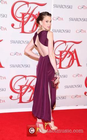 Elettra Wiedemann  2012 CFDA Fashion Awards held at Alice Tully Hall New York City, USA - 04.06.12
