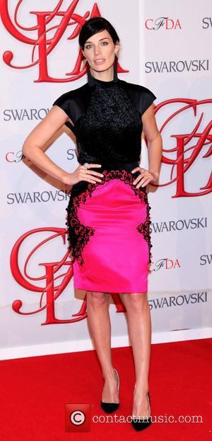 Jessica Pare  2012 CFDA Fashion Awards held at Alice Tully Hall New York City, USA - 04.06.12