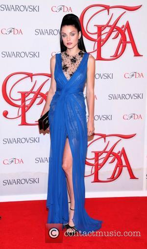 Jessica Stam  2012 CFDA Fashion Awards held at Alice Tully Hall New York City, USA - 04.06.12
