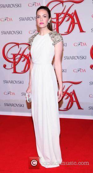 Mandy Moore  2012 CFDA Fashion Awards held at Alice Tully Hall New York City, USA - 04.06.12