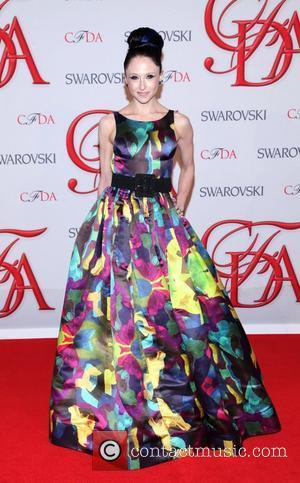 Stacey Bendet  2012 CFDA Fashion Awards held at Alice Tully Hall New York City, USA - 04.06.12