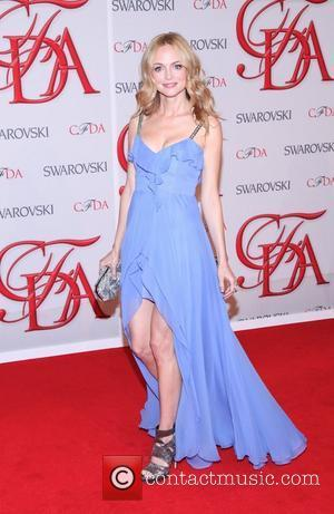 Heather Graham and Cfda Fashion Awards