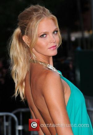 Erin Heatherton 2012 CFDA Fashion Awards held at Alice Tully Hall - Outside Arrivals New York City, USA - 04.06.12