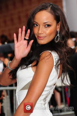 Selita Ebanks 2012 CFDA Fashion Awards held at Alice Tully Hall - Outside Arrivals New York City, USA - 04.06.12