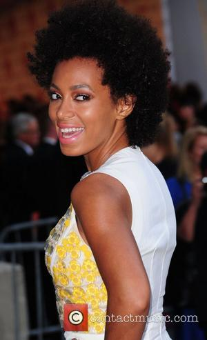 Solange Knowles, Nicole Miller and Cfda Fashion Awards