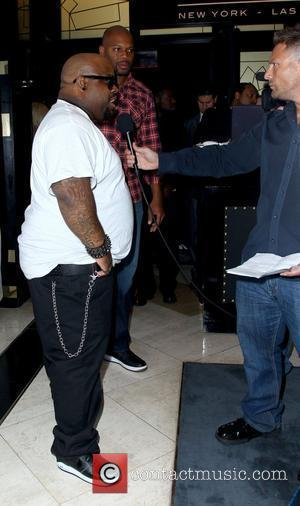 Cee Lo Green Cee Lo Green live at 1 OAK Nightclub at The Mirage Hotel and Casino - Arrivals Las...