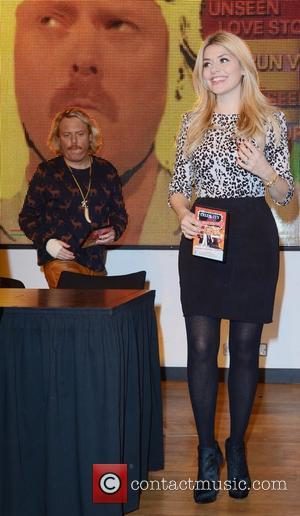 Pictures: Keith Lemon, Holly Willoughby And Pregnant Fearne Cotton Turn Up For DVD Signing