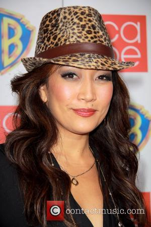 Carrie Ann Inaba CAPE Celebrity Poker Tournament at the W Hollywood Hotel Los Angeles, California - 18.11.12