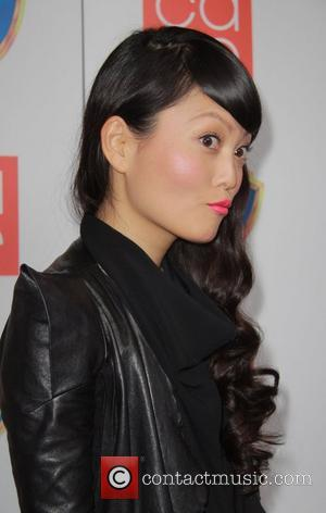 Hana Mae Lee CAPE Celebrity Poker Tournament at the W Hollywood Hotel Los Angeles, California - 18.11.12