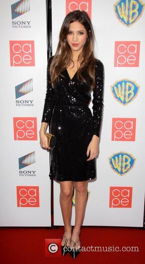 Kelsey Chow CAPE Celebrity Poker Tournament at the W Hollywood Hotel Los Angeles, California - 18.11.12
