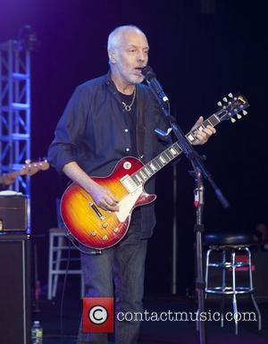 Peter Frampton Collaborating for a cure 15th annual benefit dinner and auction held at 67th street armory New York City,...