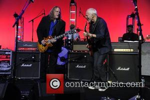 Warren Haynes and Peter Frampton