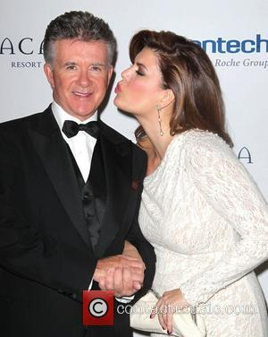 Alan Thicke and wife Tanya Callau  The Dream Foundation's 11th Annual Celebration of Dreams Gala at The Bacara Resort...