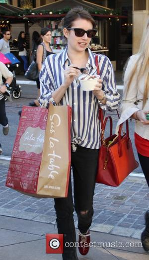 Emma Roberts and The Grove