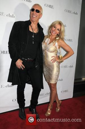 Dee Snider and wife Suzette  The 'Celebrity Apprentice' Panel Discussion at The Core Club - Arrivals New York City,...